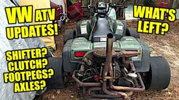 Clutch? Shifter? How? - UPDATES - VW Motorcycle - ATVW - Part 9.9