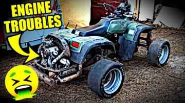 Engine Problems - VW Motorcycle - Junkyard Build - Part 6